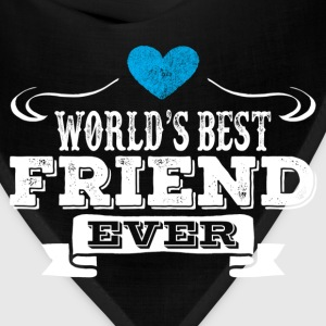 World's Best Friend Ever Hoodies - Bandana