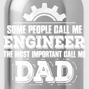 Some People Call Me Engineer....... T-Shirts - Water Bottle