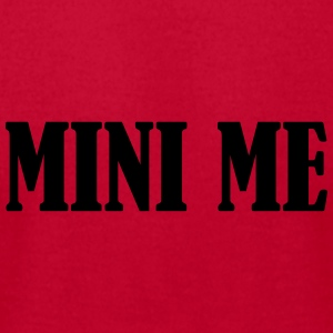 Mini me - Men's T-Shirt by American Apparel