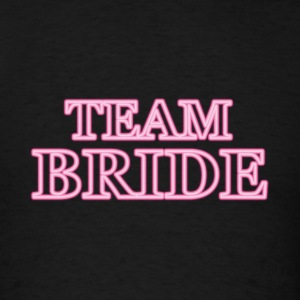 Team Bride Tanks - Men's T-Shirt