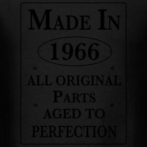 made in 1966 II birthday Long Sleeve Shirts - Men's T-Shirt