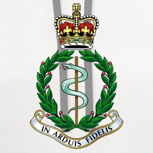 ROYAL ARMY MEDICAL CORPS - Contrast Hoodie