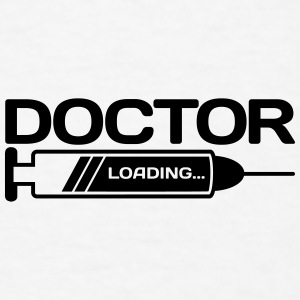 doctor loading... Caps - Men's T-Shirt