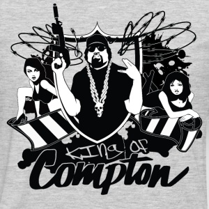 compton gansta - Men's Premium Long Sleeve T-Shirt