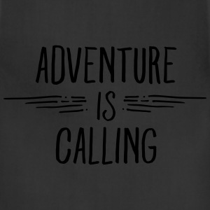 Adventure Is Calling T-Shirts - Adjustable Apron