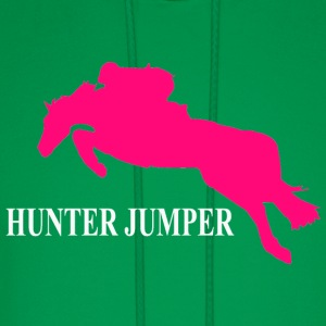 Hunter Jumper Baby & Toddler Shirts - Men's Hoodie
