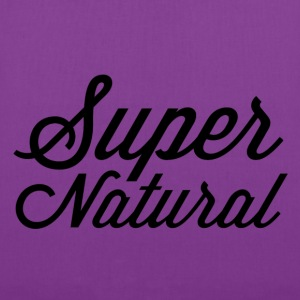 Super Natural Kids' Shirts - Tote Bag
