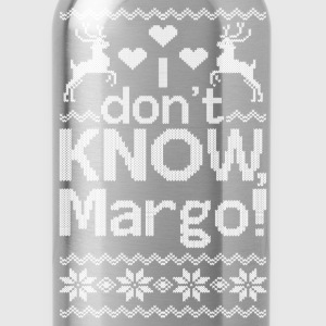 I Dont Know, Margo! Hoodies - Water Bottle