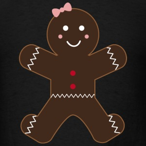 Gingerbread woman Other - Men's T-Shirt