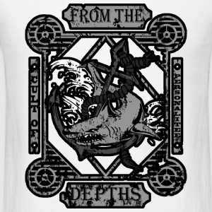 'From the Depths' Women's Tank Top - Men's T-Shirt