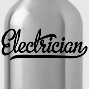 electrician T-Shirts - Water Bottle