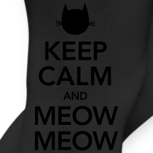 Keep Calm And Meow Meow T-Shirts - Leggings