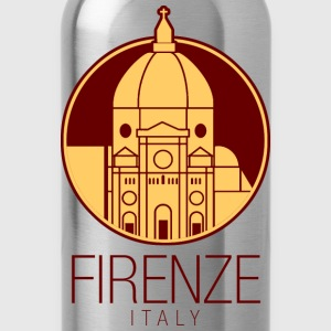 Firenze Italy T-Shirts - Water Bottle