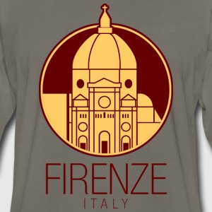 Firenze Italy T-Shirts - Men's Premium Long Sleeve T-Shirt