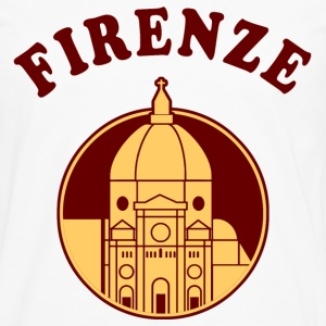 Firenze Italia Women's T-Shirts - Men's Premium Long Sleeve T-Shirt