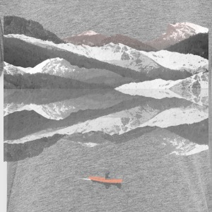 Mountain Lake - Toddler Premium T-Shirt
