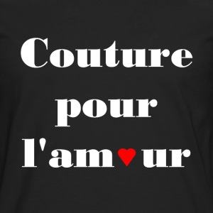 Couture pour L'Amour lgt T-Shirts - Men's Premium Long Sleeve T-Shirt
