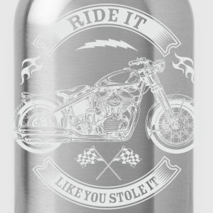 Ride It - Water Bottle
