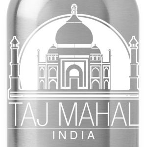 Taj Mahal T-Shirts - Water Bottle