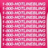 1-800-HOTLINE BLING 1800 Hotline Bling 1 800 T-Shirts - Men's T-Shirt