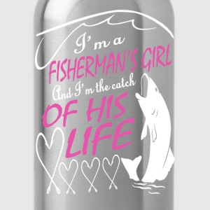 Fisherman's Girl - Water Bottle