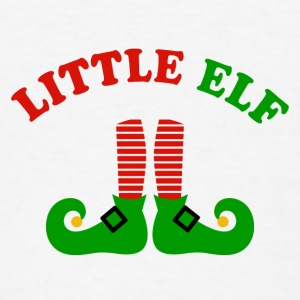 Little Elf Baby Bodysuits - Men's T-Shirt