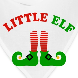 Little Elf Baby Bodysuits - Bandana