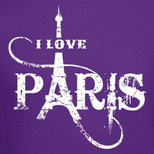 I Love Paris - Crewneck Sweatshirt