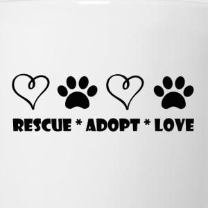 Adopt - Coffee/Tea Mug