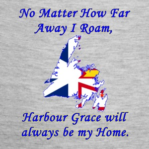 No Matter How Far Away I Roam, Harbour Grace  - Baby Contrast One Piece