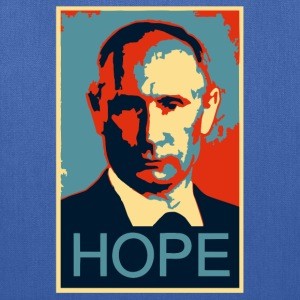 Putin Hope Style Shirt - Tote Bag