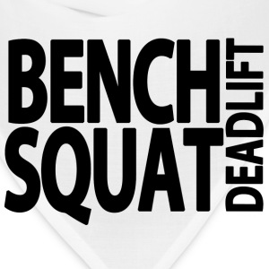 Bench Squat Deadlift Tanks - Bandana