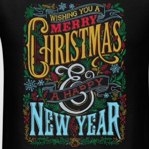 Happy Holidaze - Men's T-Shirt