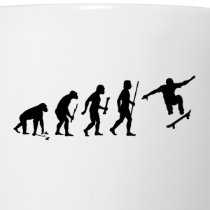 Evolution of Skateboarding - Coffee/Tea Mug