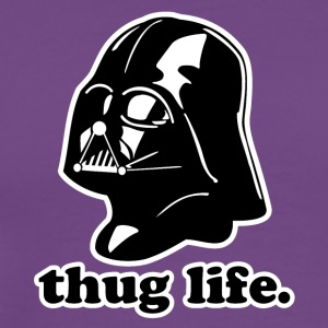 Darth Vader Thug Life! - Men's Premium T-Shirt