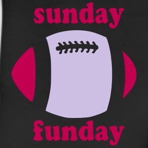 Sunday Funday 2 tone Women's T-Shirts - Leggings