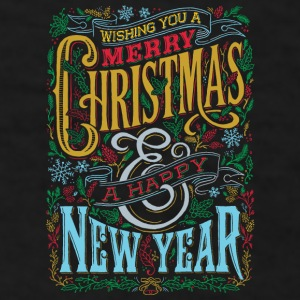 Happy Holiday - Men's T-Shirt