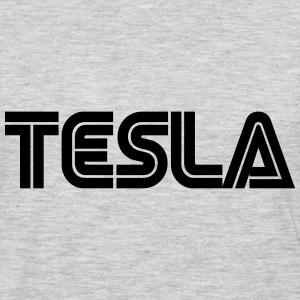TESLA Sweatshirts - Men's Premium Long Sleeve T-Shirt