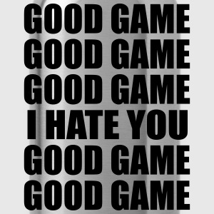 Good game, I hate you - Water Bottle