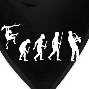 Evolution of Man Saxophone - Bandana