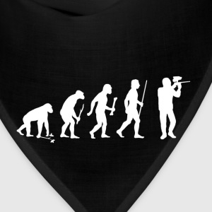 Evolution of Man Paintball - Bandana