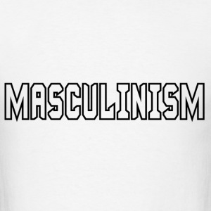 Masculinism Mugs & Drinkware - Men's T-Shirt