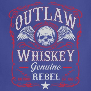 Outlaw 100 proof - Adjustable Apron