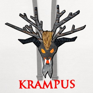 Krampus Nature T-Shirts - Contrast Hoodie