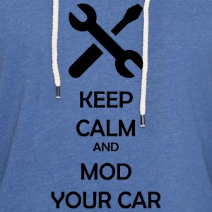 mod your car - Unisex Lightweight Terry Hoodie