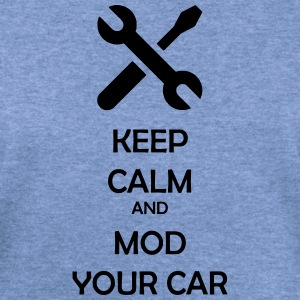 mod your car - Women's Wideneck Sweatshirt
