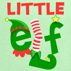 Little Elf Baby Bodysuits - Women's Flowy Tank Top by Bella