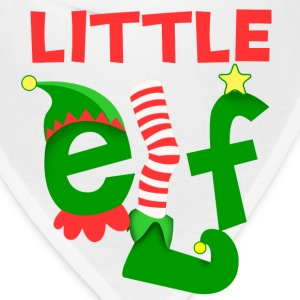 Little Elf Baby & Toddler Shirts - Bandana
