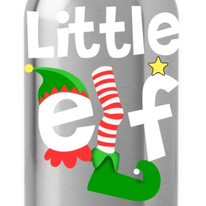 Little Elf Baby Bodysuits - Water Bottle