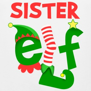 Sister Elf Women's T-Shirts - Men's Premium Tank